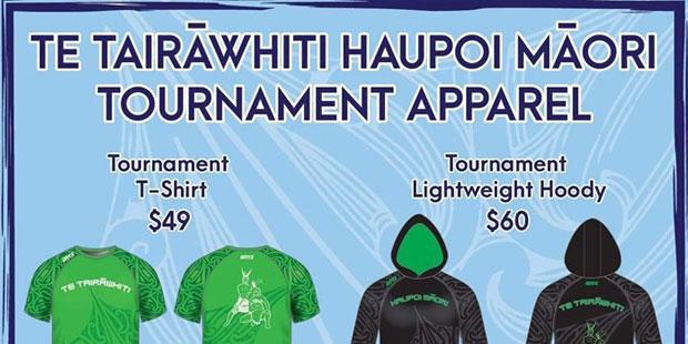Tairawhiti Tournament 2019 Apparel