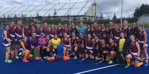 Game 2 – NZ Maori U21 Wahine vs Queensland Secondary School
